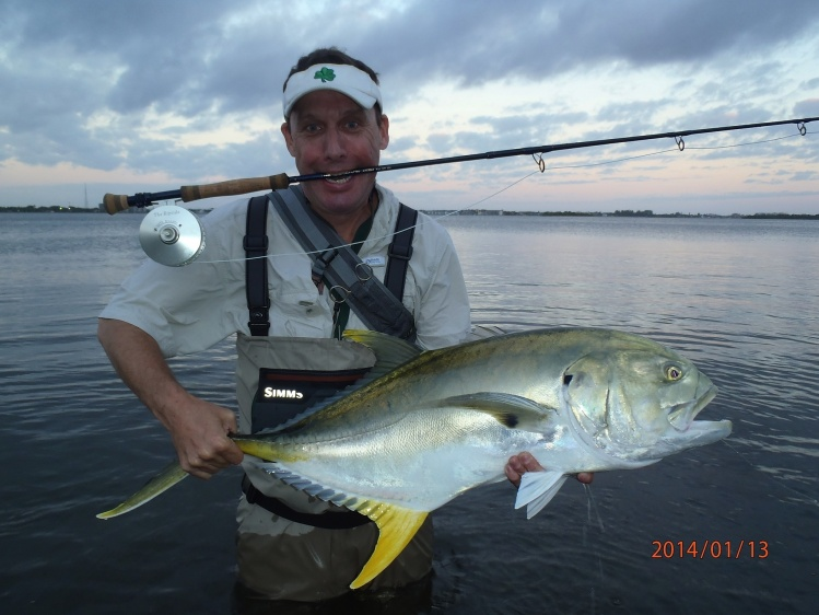 Ultimate warriors jack crevelles articles fly dreamers for What is a jack fish