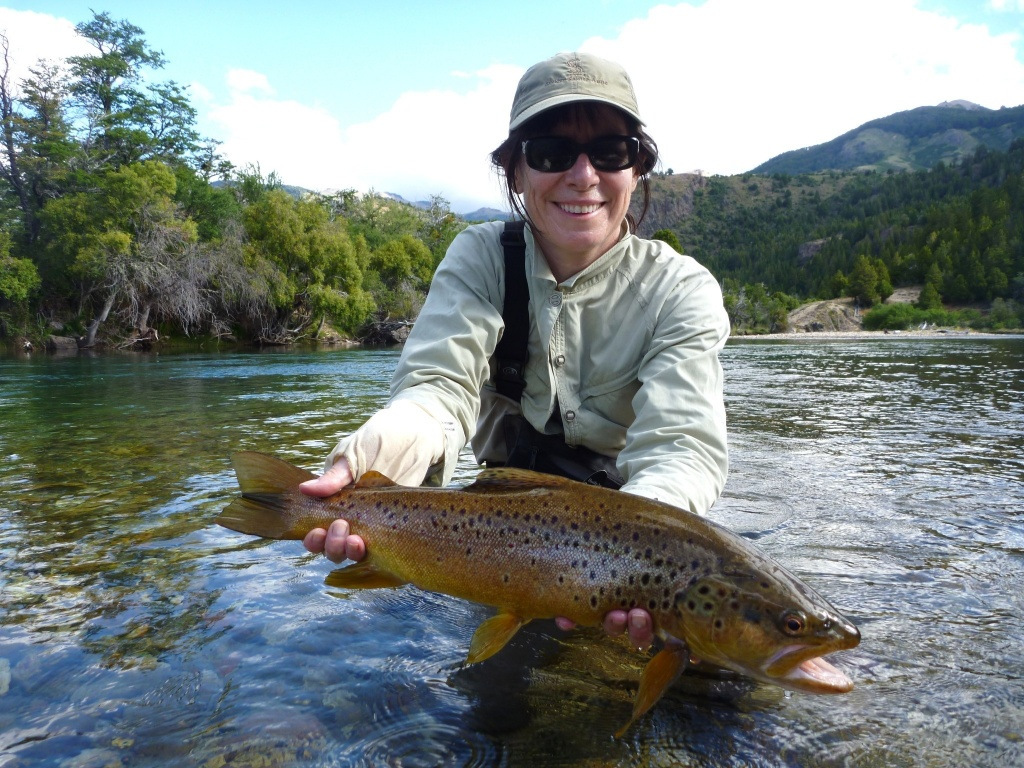 Miguel angel marino fly fishing guide fly dreamers for Fly fishing flies chart