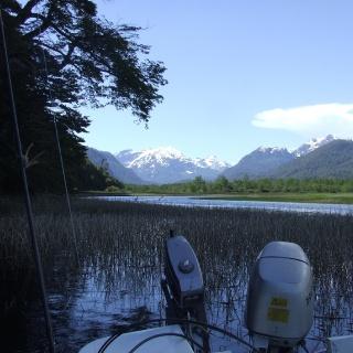 Lago Espejo PN Nahuel Huapi