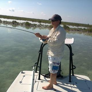 Nice day to fish