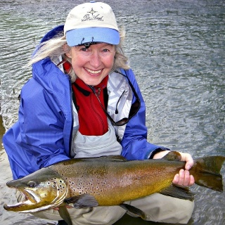 Pescado con un Stimulator #10