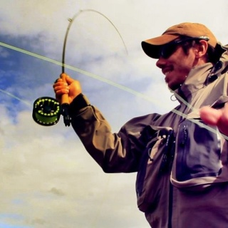 Nacho Pereira,  Guía de pesca con mosca, Instructor.