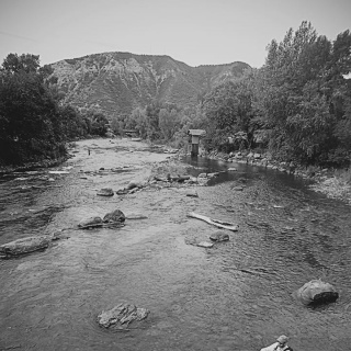 Animas River through Durango