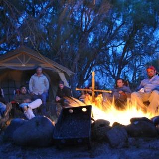 Campamento Caleufu.....