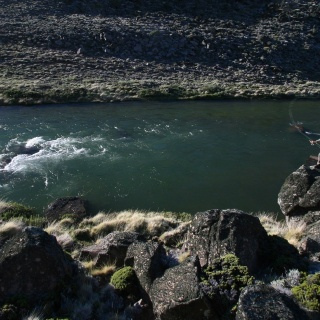 Barrancoso River - Fly fishing - Estancia Laguna Verde