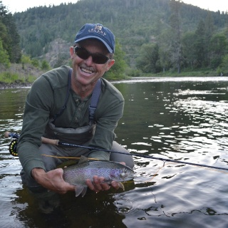Nice Rogue River Trout!