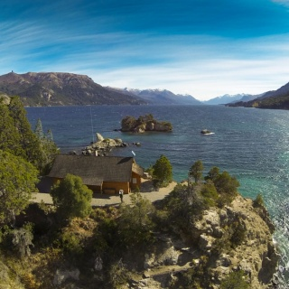 Traful Lake - Arroyo verde Lodge