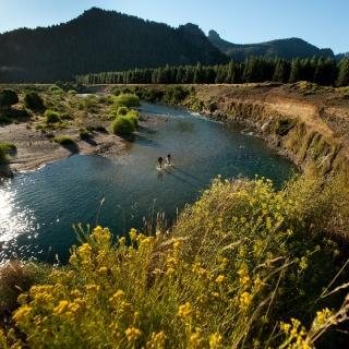 Traful River - Arroyo Verde Lodge