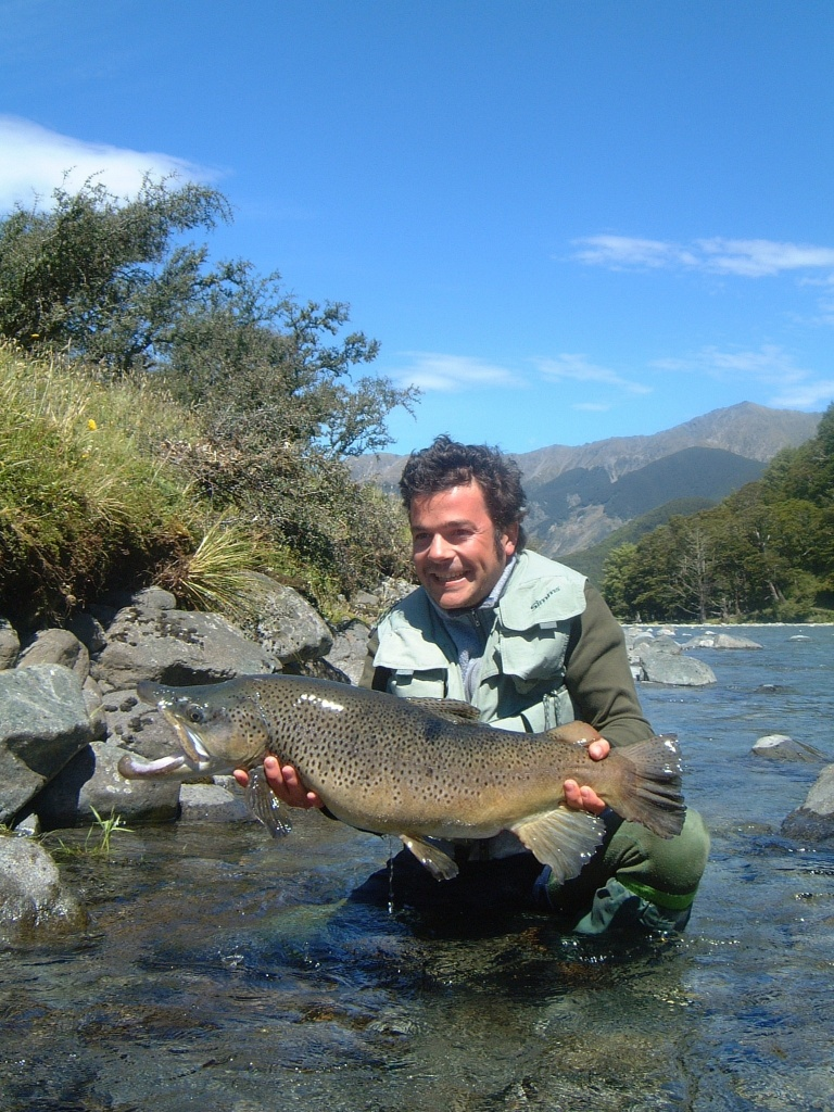 Boris cech fly fishing guide fly tying instructor for Fly fishing guides near me