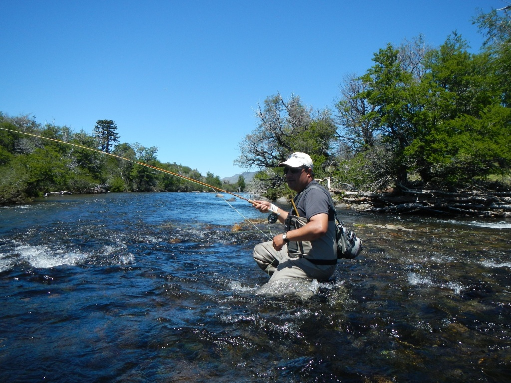Rio dorado outfitters fly fishing outfitter fly for Fly fishing outfitters