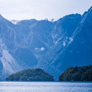 Bahia Leones, 5 minutes from Yelcho en la Patagonia Lodge
