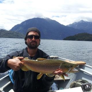 Lago Yelcho.
