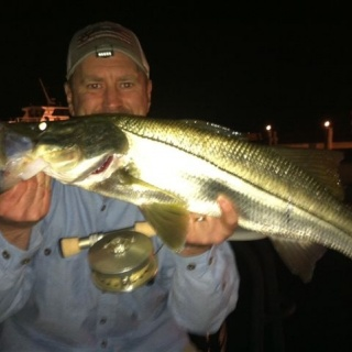 Andy w/a slot Snook
