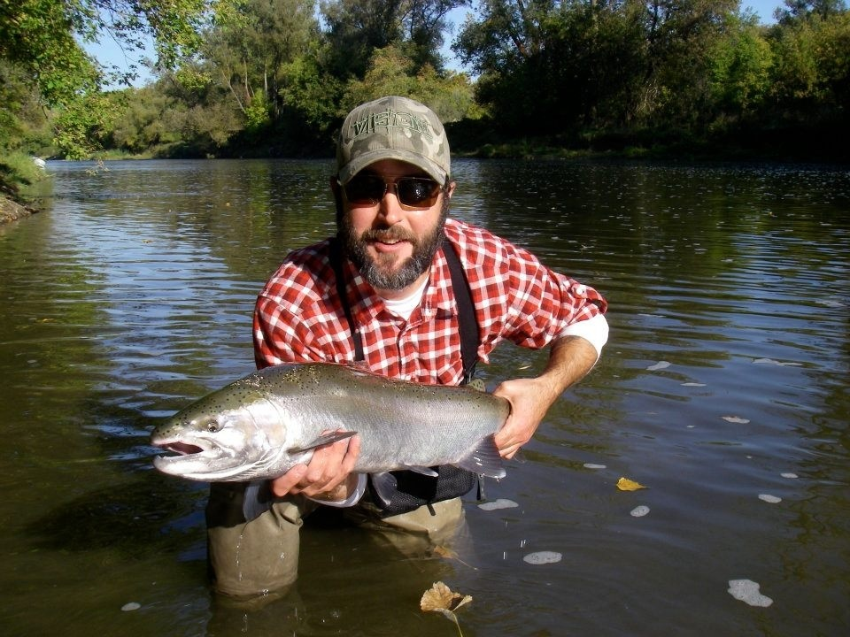 Tyler Dunsmore Fly Fishing Guide Fly Tying Instructor