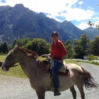 Paseo a caballo por Fundo Chollinco