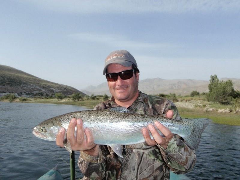 Fly Fishing Patagonia