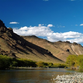 malleo river.
