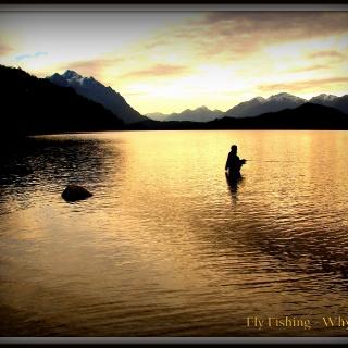 Una tarde de Mayo en el Lago Moreno, San Carlos de Bariloche