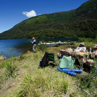 Fishing - Rio Manso Lodge