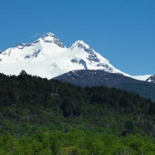 Tronador view - Rio Manso Lodge