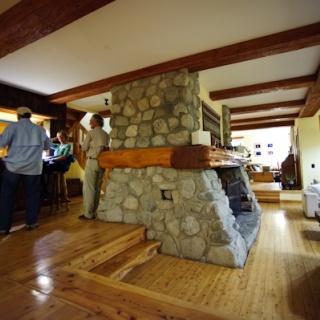 Livingroom - Rio Manso Lodge