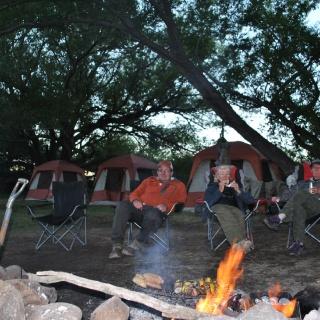Campamento Chime