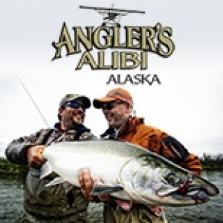 The cover photo for Alaska Magazine in the spring of 2014!
