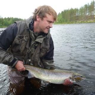 August Salmon