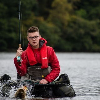 The most exciting fly fishing available in Scotland - is this!