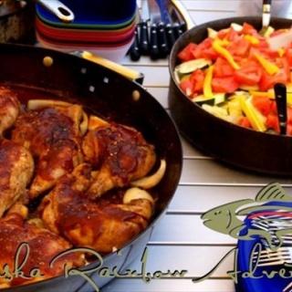 Chicken for dinner!