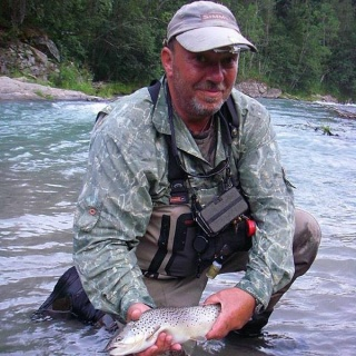 Stuart Wardle your Fly Fishing Guide