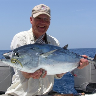 Perhaps the best False Albacore fishery of anywhere. May through August they're thick and cooperative