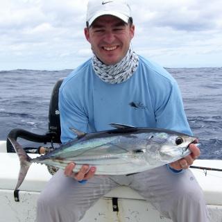 Skipjack Tuna...crazy fast fish.