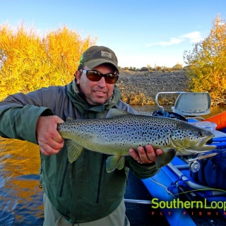 Middle Limay beauty - Middle Limay River.