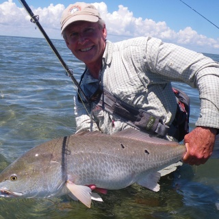 The Southern Laguna Madre - The clearest water and most wadeable redfish flats on the planet.