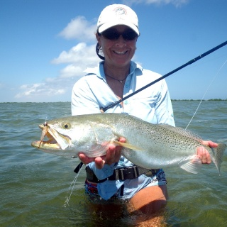 South Padre Island Texas - Trophy Trout