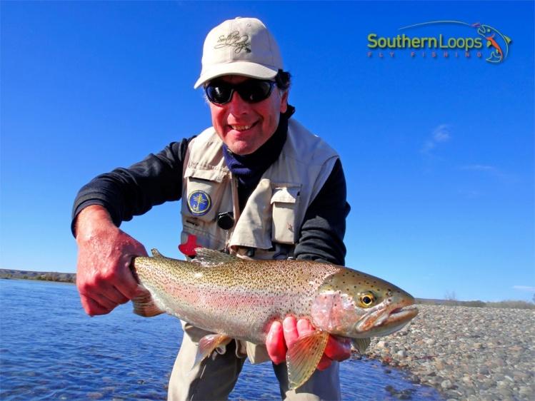 Fishing Report: Limay Medio by Esteban Urban