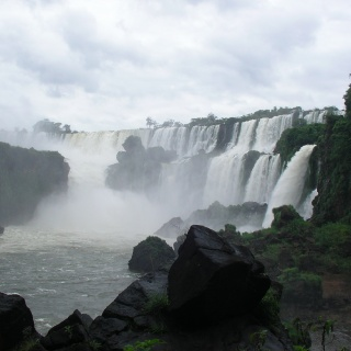 Visit Iquazu Falls as part of your trip!
