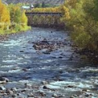 Eagle River Preserve.  Our shop Vail Valley Anglers is located upriver in Edwards, Colorado.