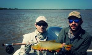 Río Paraná, La Paz, Entre Rios, Argentina