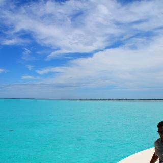 Tours de expedición a los bajos del norte - Cozumel www.pescacozumel.com