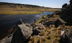 Estancia Río Pelke - The Route of the Spring Creeks, Río Gallegos, Santa Cruz , Argentina