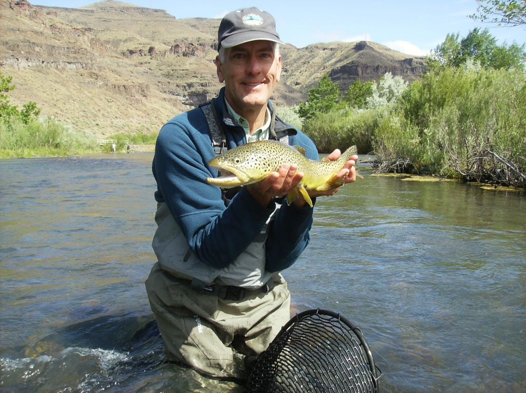Bottorff guide service llc fly dreamers directory for Fly fishing outfitters