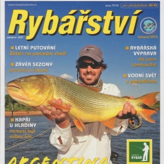 In Czech Reppubblic  - Golden Fly fishing.