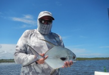 Garbutt Marine and Fishing Lodge, Fly Fishing The Run, Punta Gorda, Belice