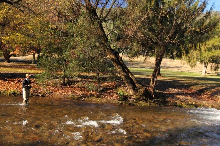Oven River, Melbourne, Victoria, Australia