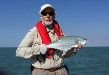 Peter Cooke 's Fly-fishing Photo of a Queenfish – Fly dreamers