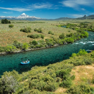 Patagonia River Ranch - Fly fishing Chimehuin River