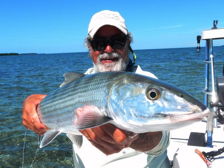 Gulf of Mexico and Atlantic Ocean, Big Pine Key, Florida Keys, United States