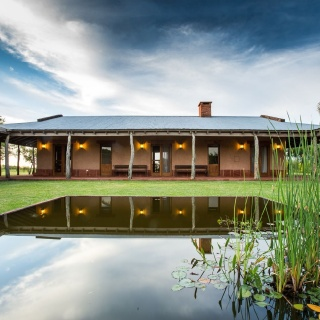Pira Lodge Building